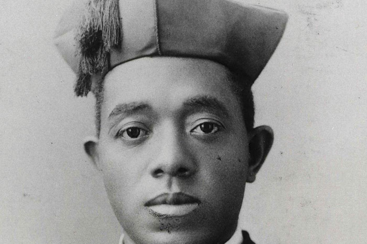 1st black Roman Catholic priest in U.S., a former slave, in line for sainthood