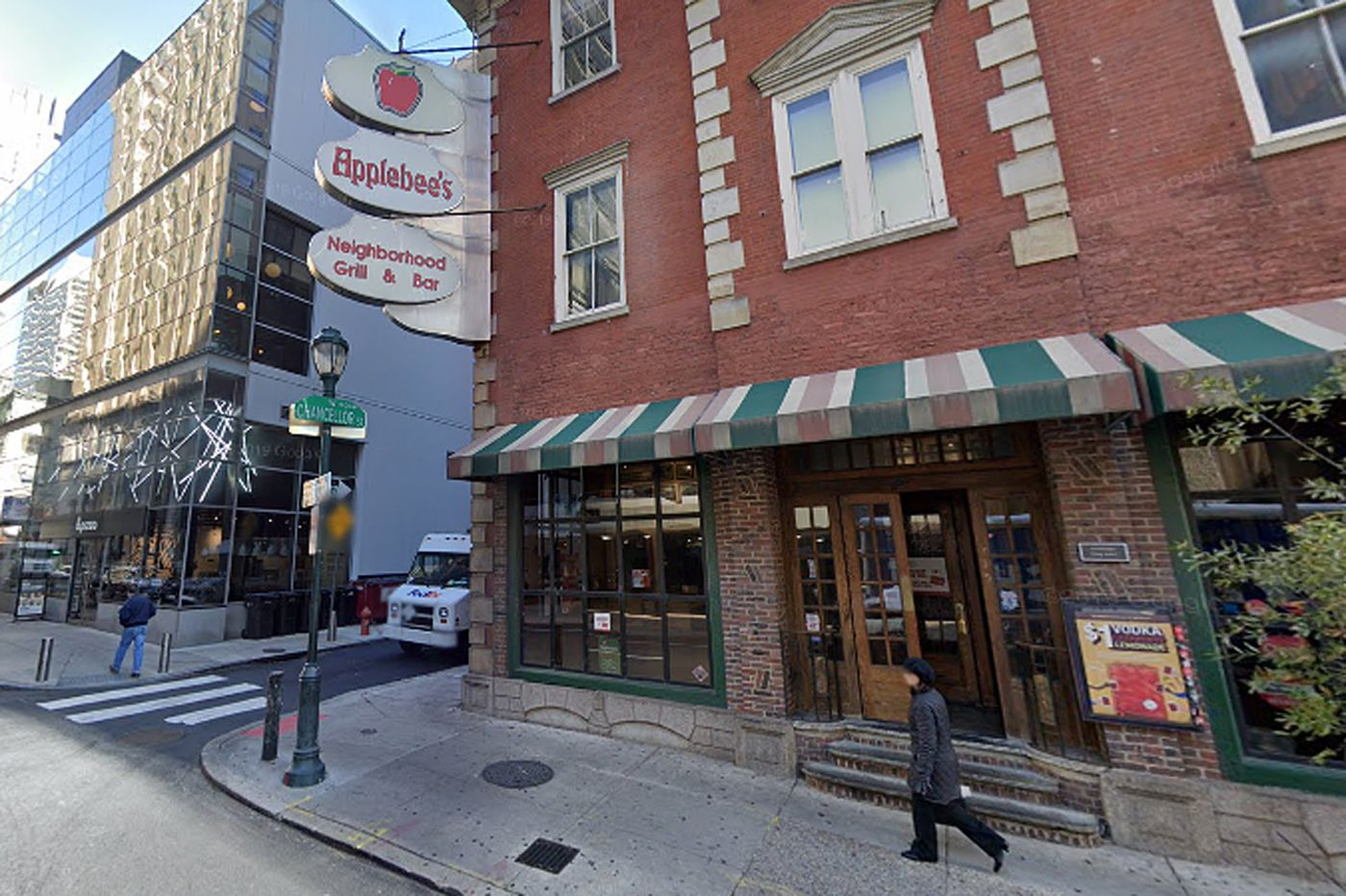 Not eating good in the neighborhood: The Applebee's in Center City has closed