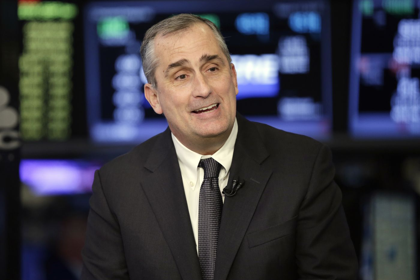 Intel CEO Krzanich resigns after relationship with employee