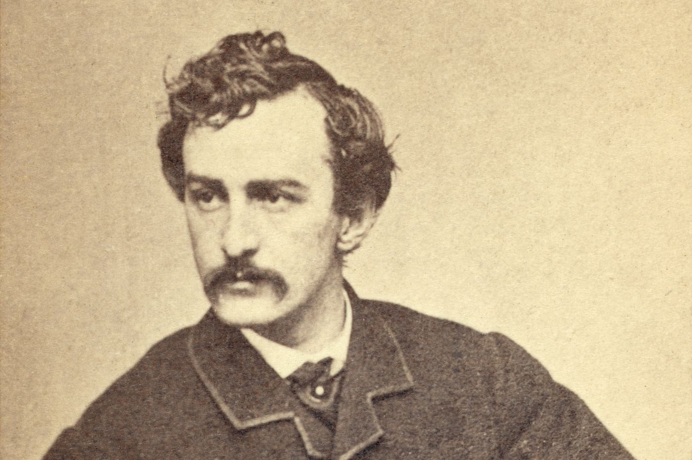 Did John Wilkes Booth get away with murdering President Abraham Lincoln?