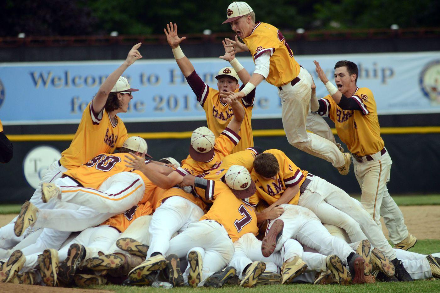 Gloucester Catholic wins second straight state baseball title