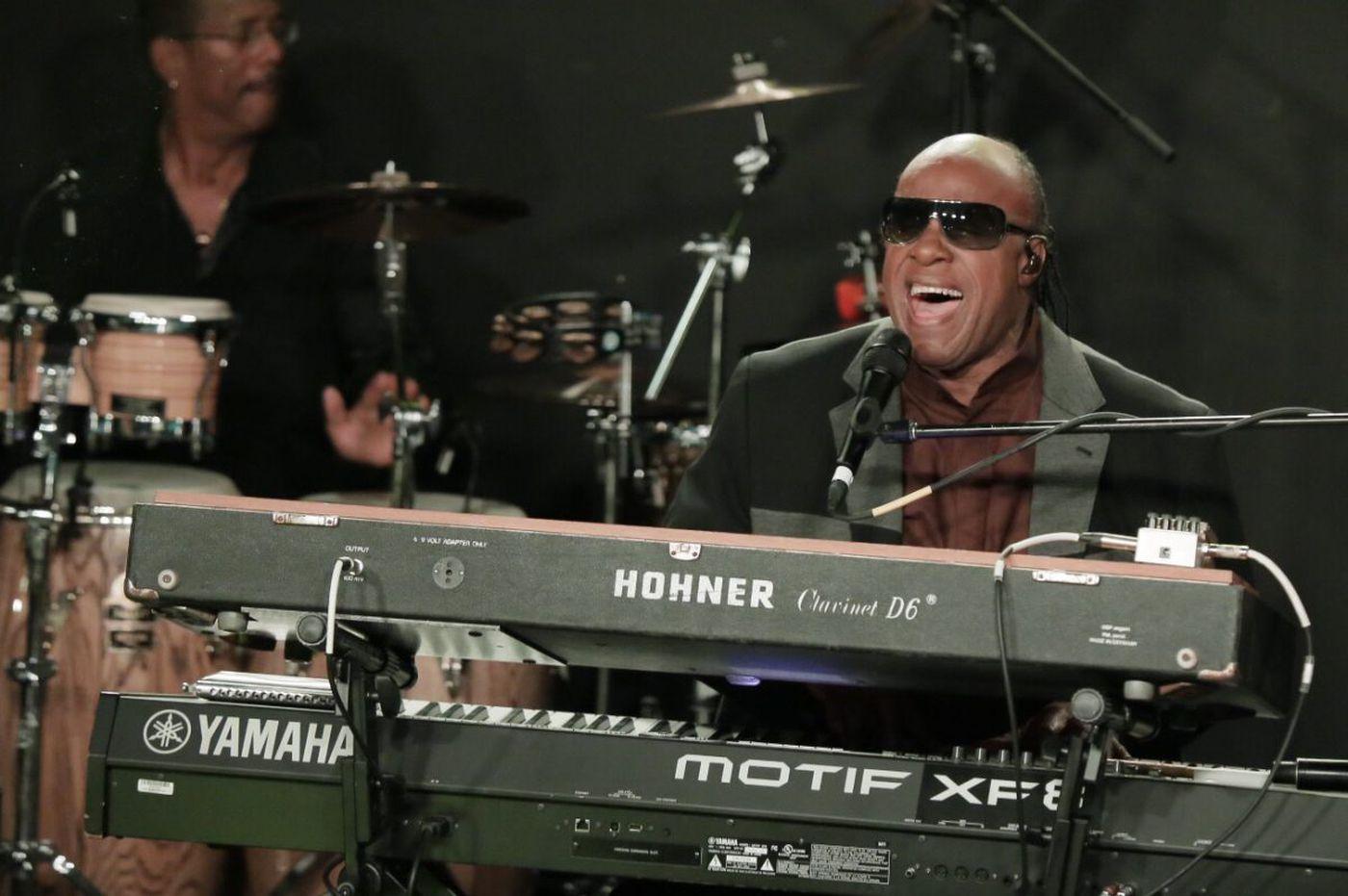 Stevie Wonder to play Borgata in Atlantic City this summer