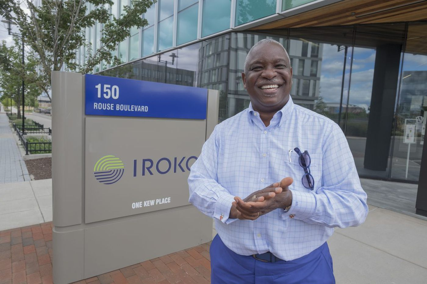 Iroko Pharmaceuticals lays off 122 full- and part-time employees