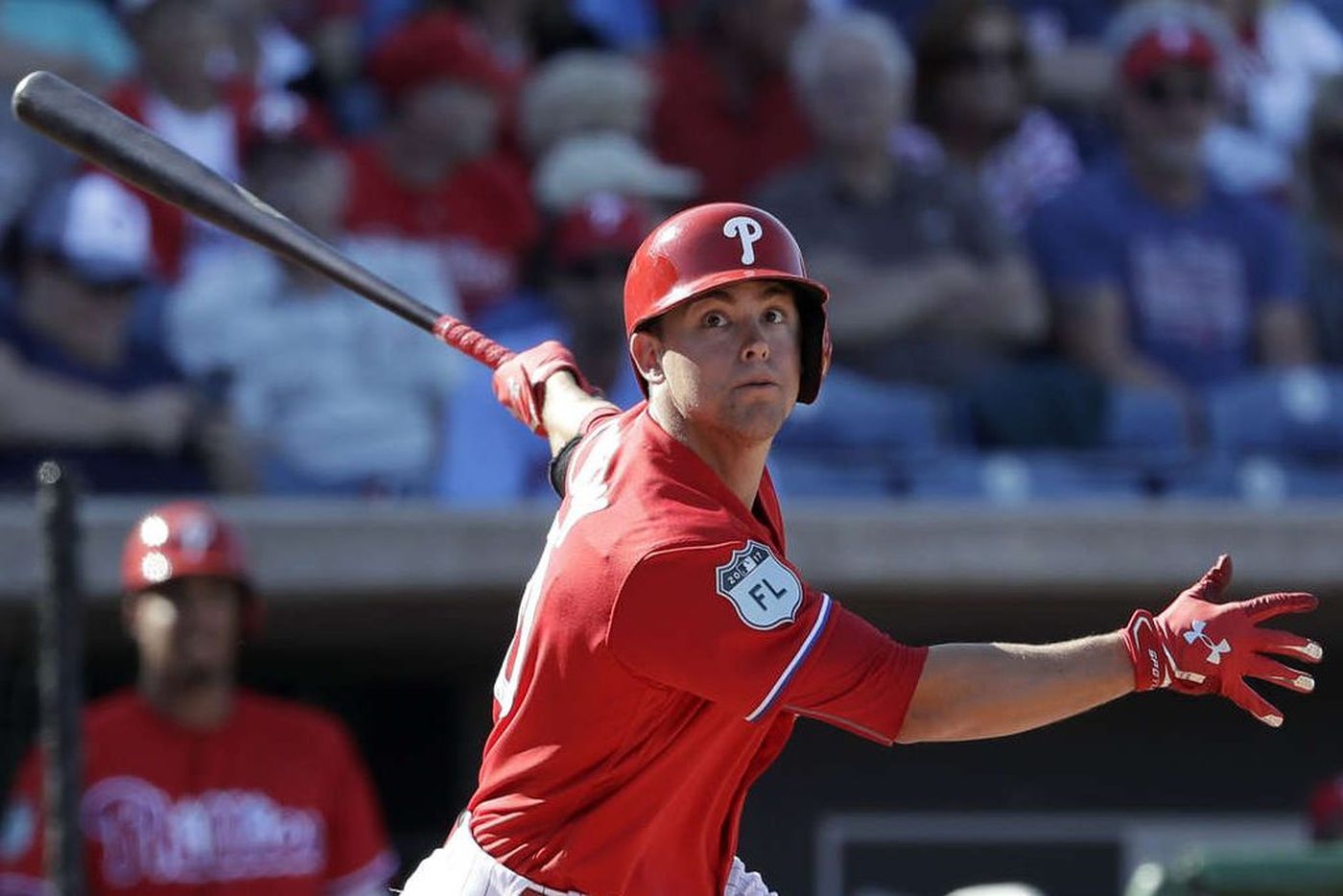 Scott Kingery among eight prospects invited to Phillies camp