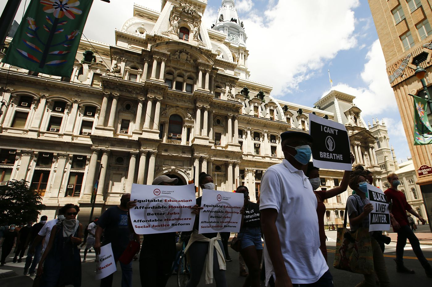 Philly City Council approves budget with coronavirus cuts, tax hikes, flat-funded Police Department