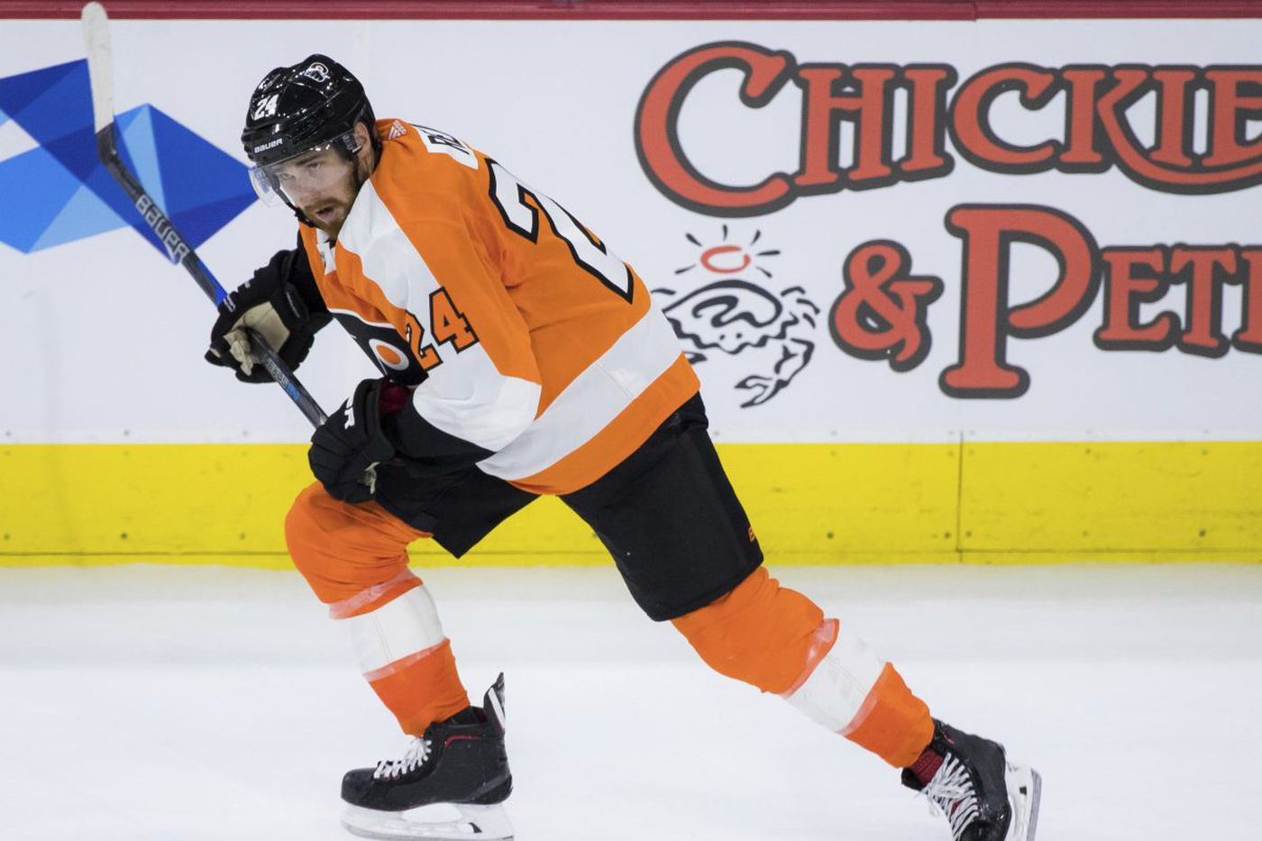 Flyers finishing poor stretch against West; Matt Read clears waivers