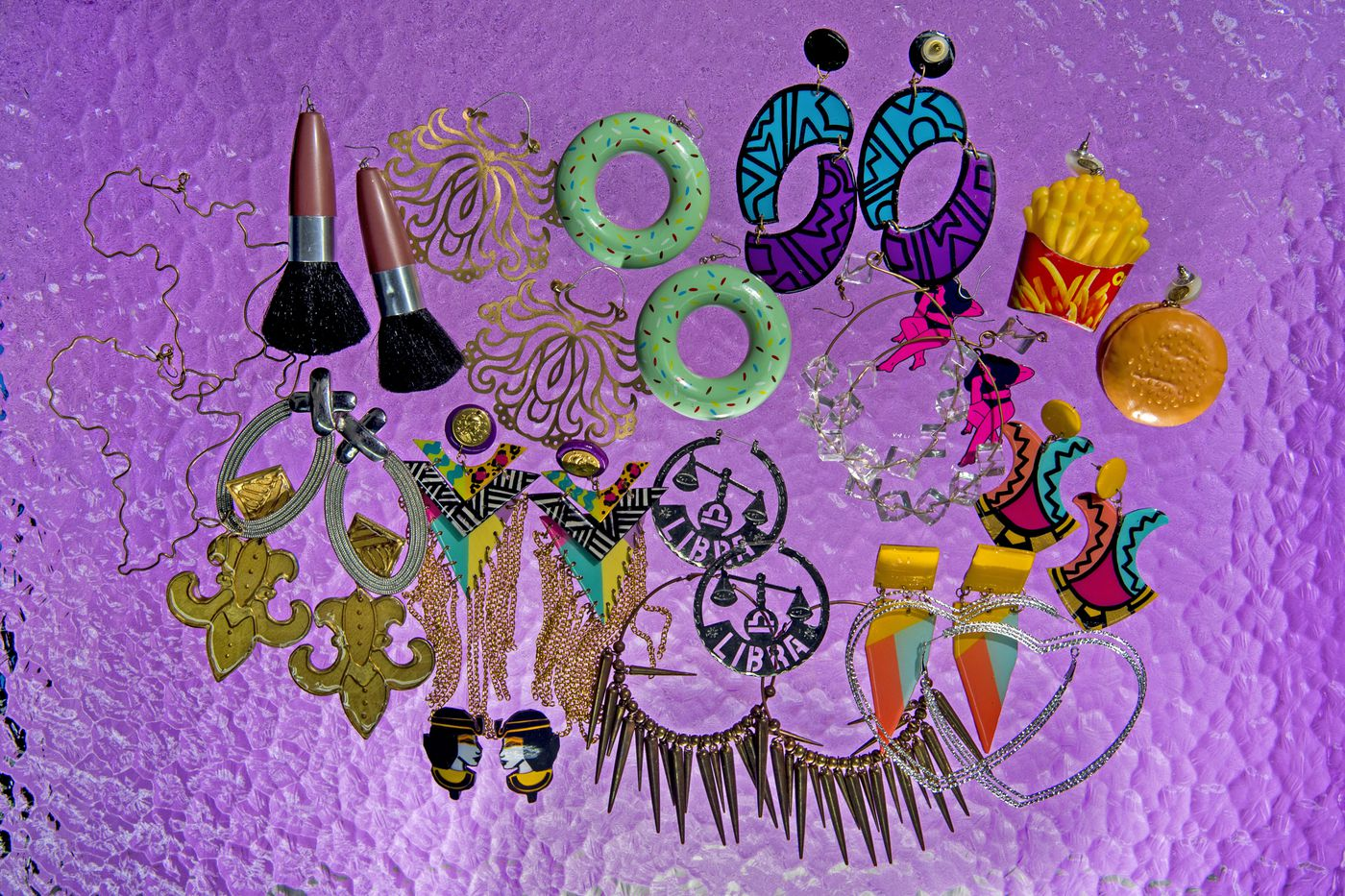Dreams of being a fly girl: How my size shaped my earring collection