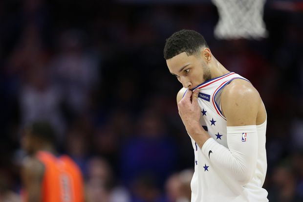 What went wrong for the Sixers in the final seconds against Thunder? It starts with Ben Simmons.