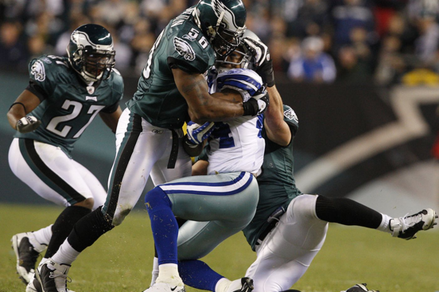 Paul Domowitch: Eagles defense among best in league going into playoffs