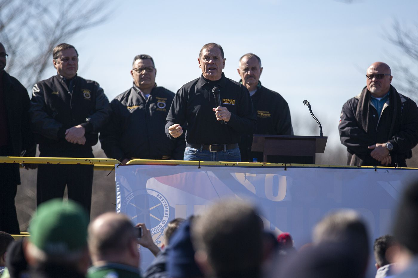 Why the most powerful Teamster in Pa. is going up against Hoffa