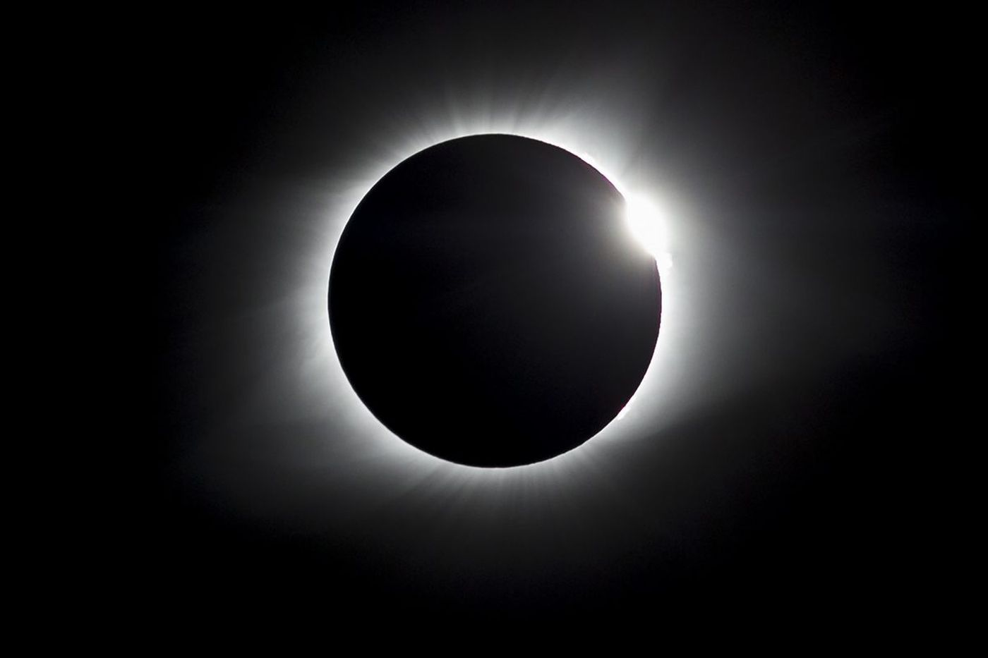 The eclipse distracted multitudes from their desks, and power demand plunged