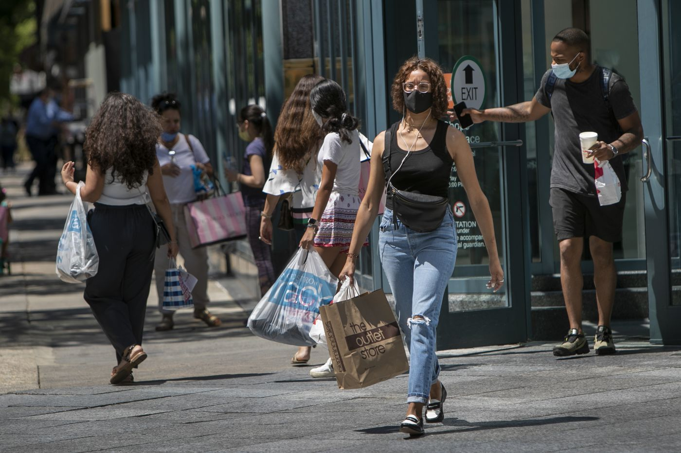 N.J. tightens indoor restrictions and requires face masks for students; Pa. food safety inspectors to enforce COVID-19 rules