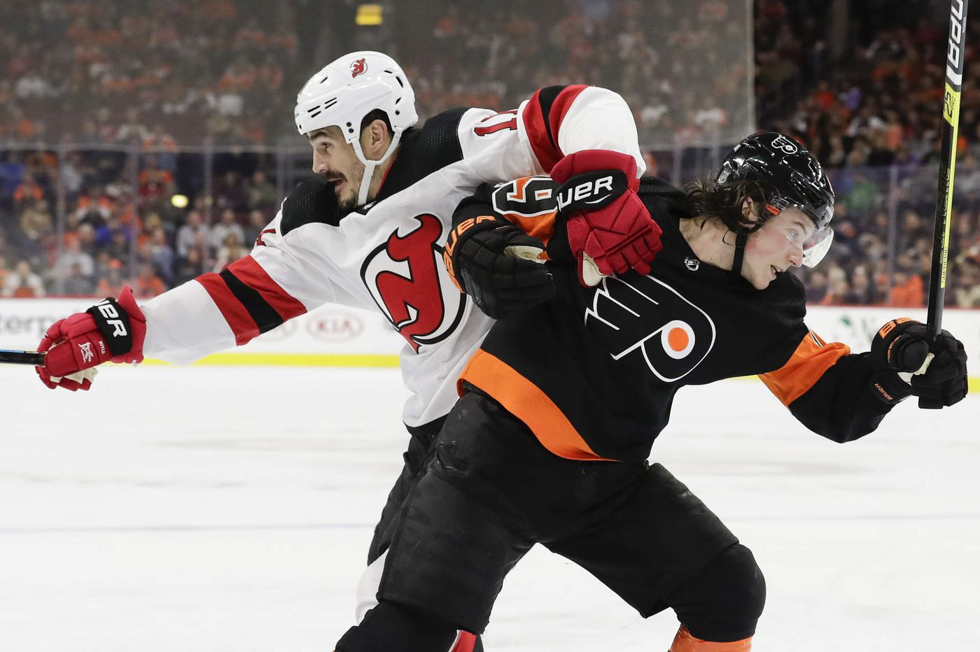 Beginning with Devils, Flyers need to start beating division rivals to have any hopes of making playoffs