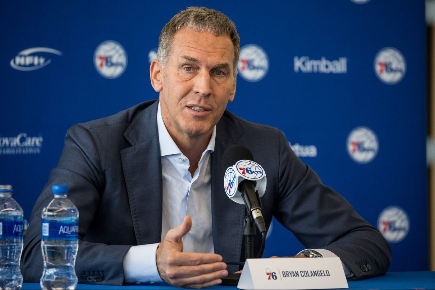 Sixers start independent investigation into Bryan Colangelo allegations