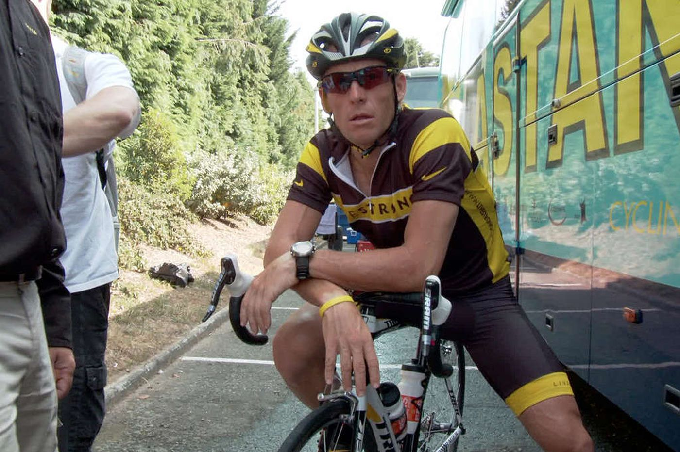 NBCSN to air 30-minute interview with Lance Armstrong