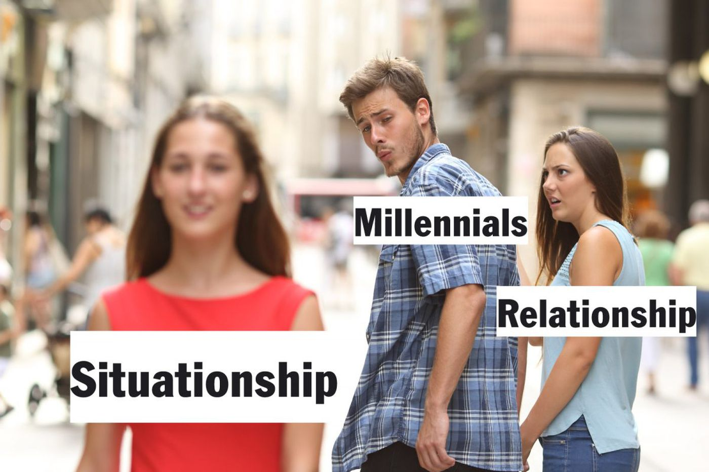 Situationships: Why young people aren't making it official