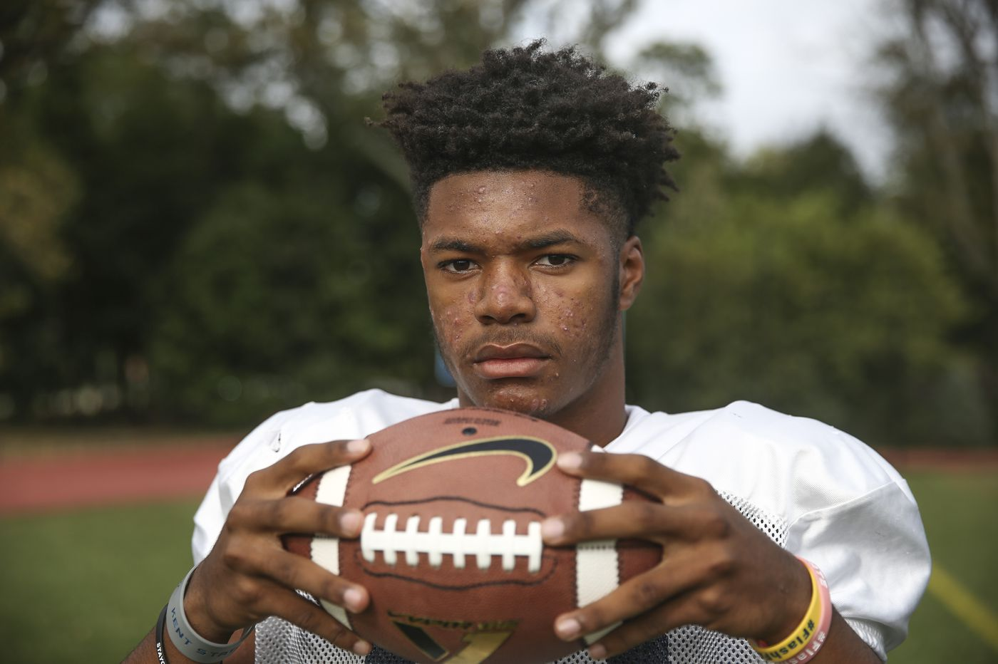 Ke'Shawn Williams has Springside Chestnut Hill football team off to fast start
