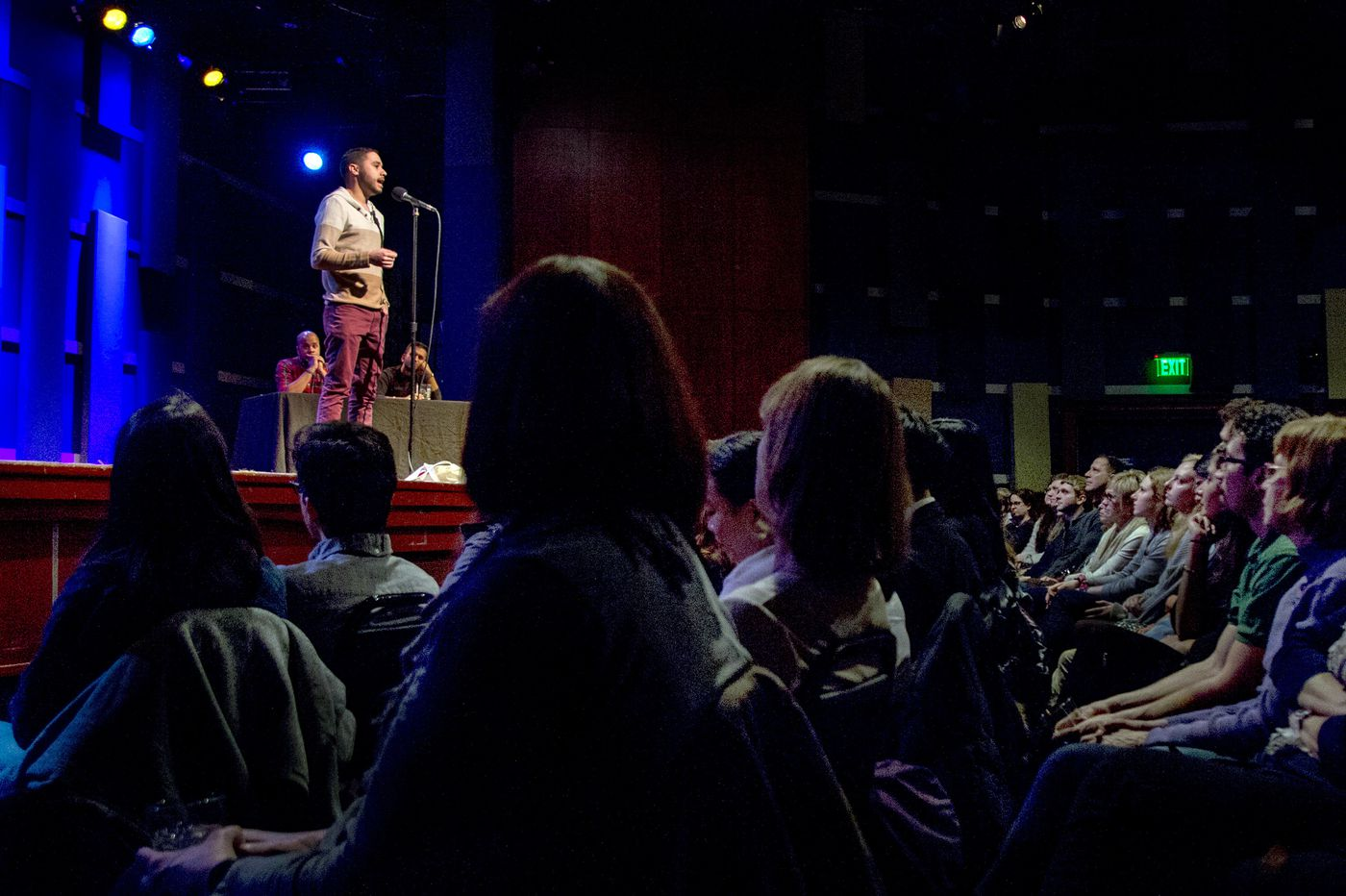 Listen up, Philly's storytellers have a lot to say