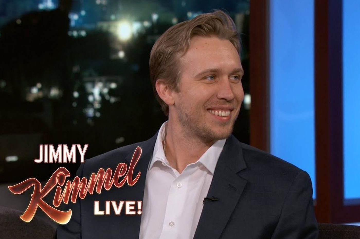 Nick Foles on 'Jimmy Kimmel': Tom Brady still hasn't spoken to me