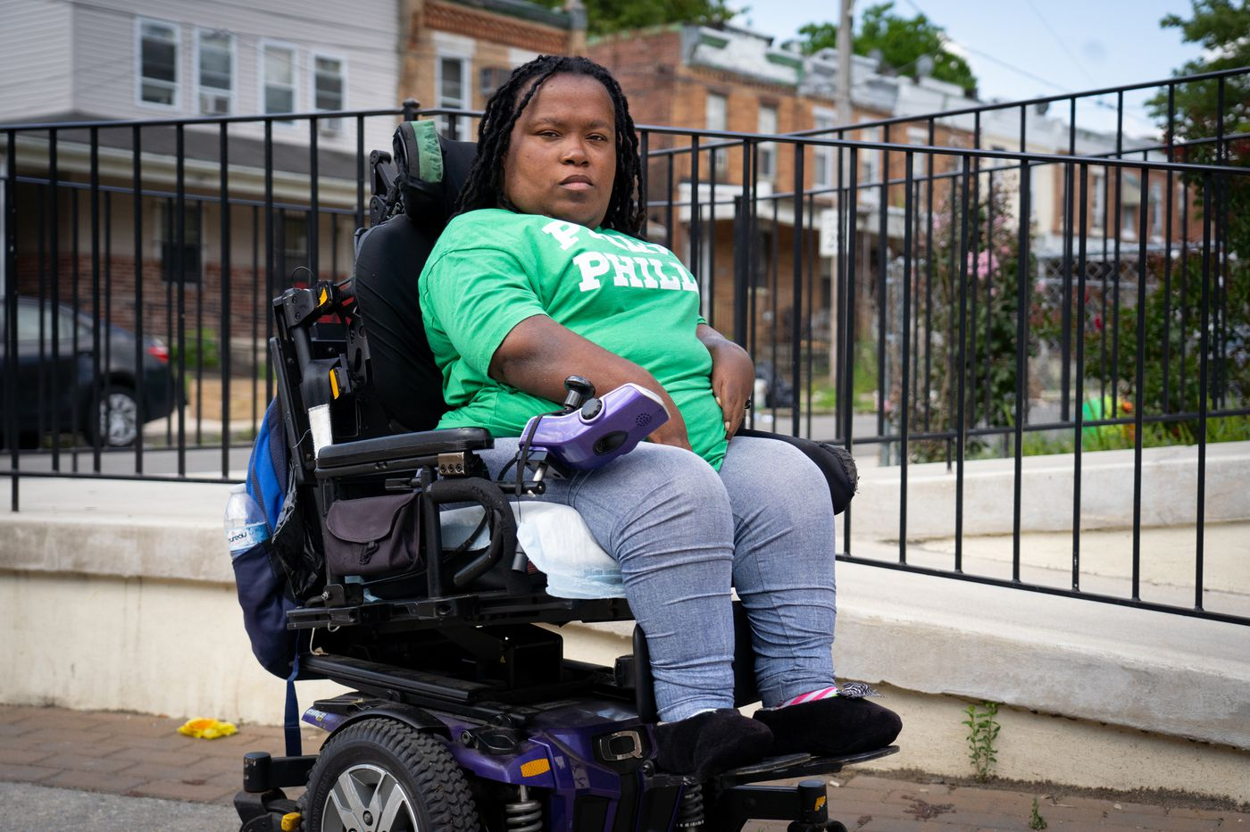 Outdoor dining fences out people who are disabled | Morning Newsletter