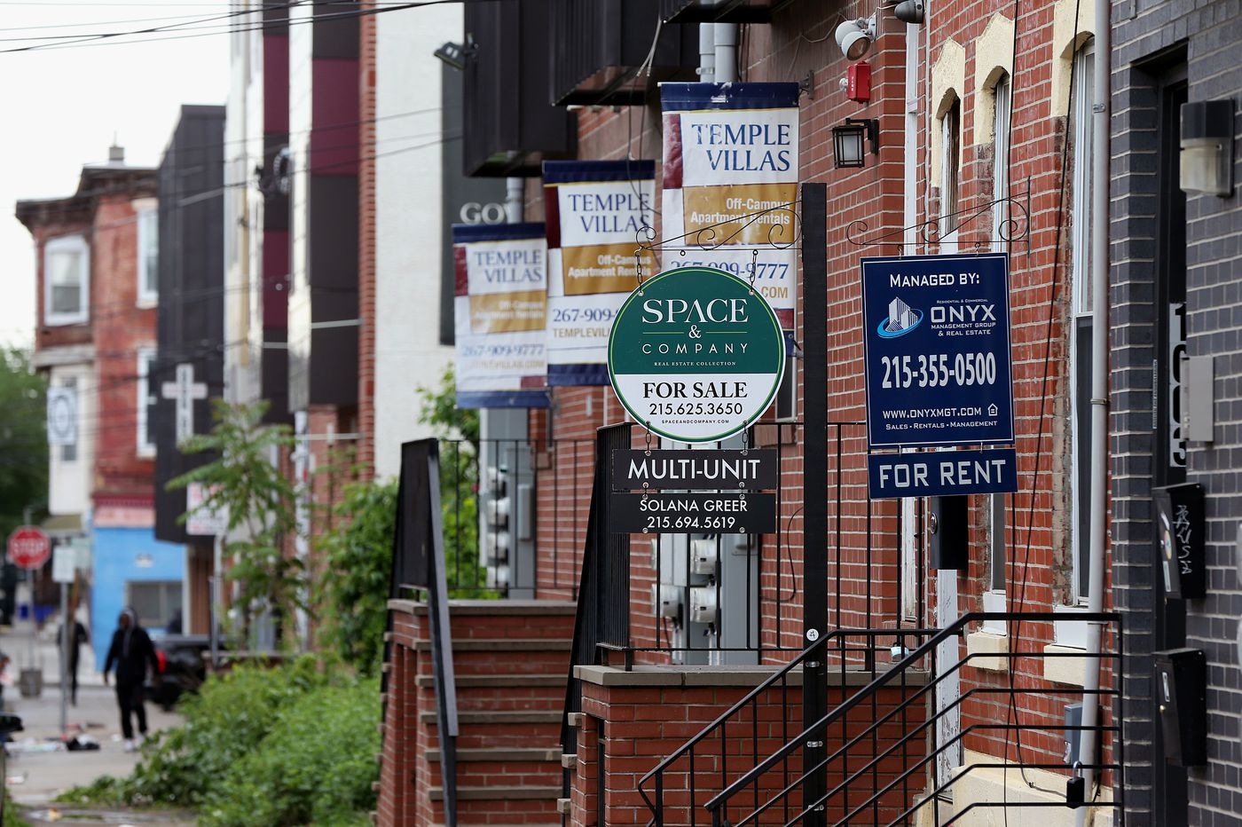 Is Philadelphia getting too crowded? City Council president wants fewer apartments and more parking.   Inga Saffron