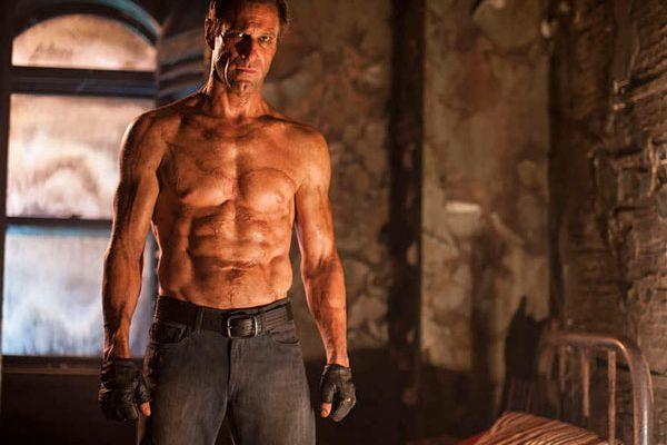 Aaron Eckhart looks for the monster's humanity in 'I, Frankenstein'
