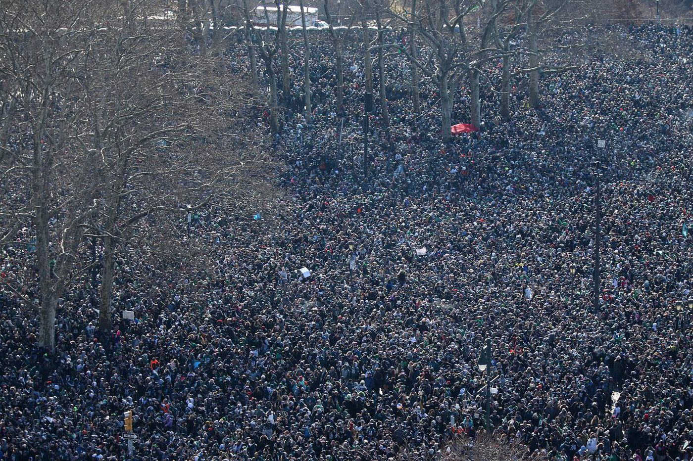 Eagles parade attendance: Close to 700,000, experts say