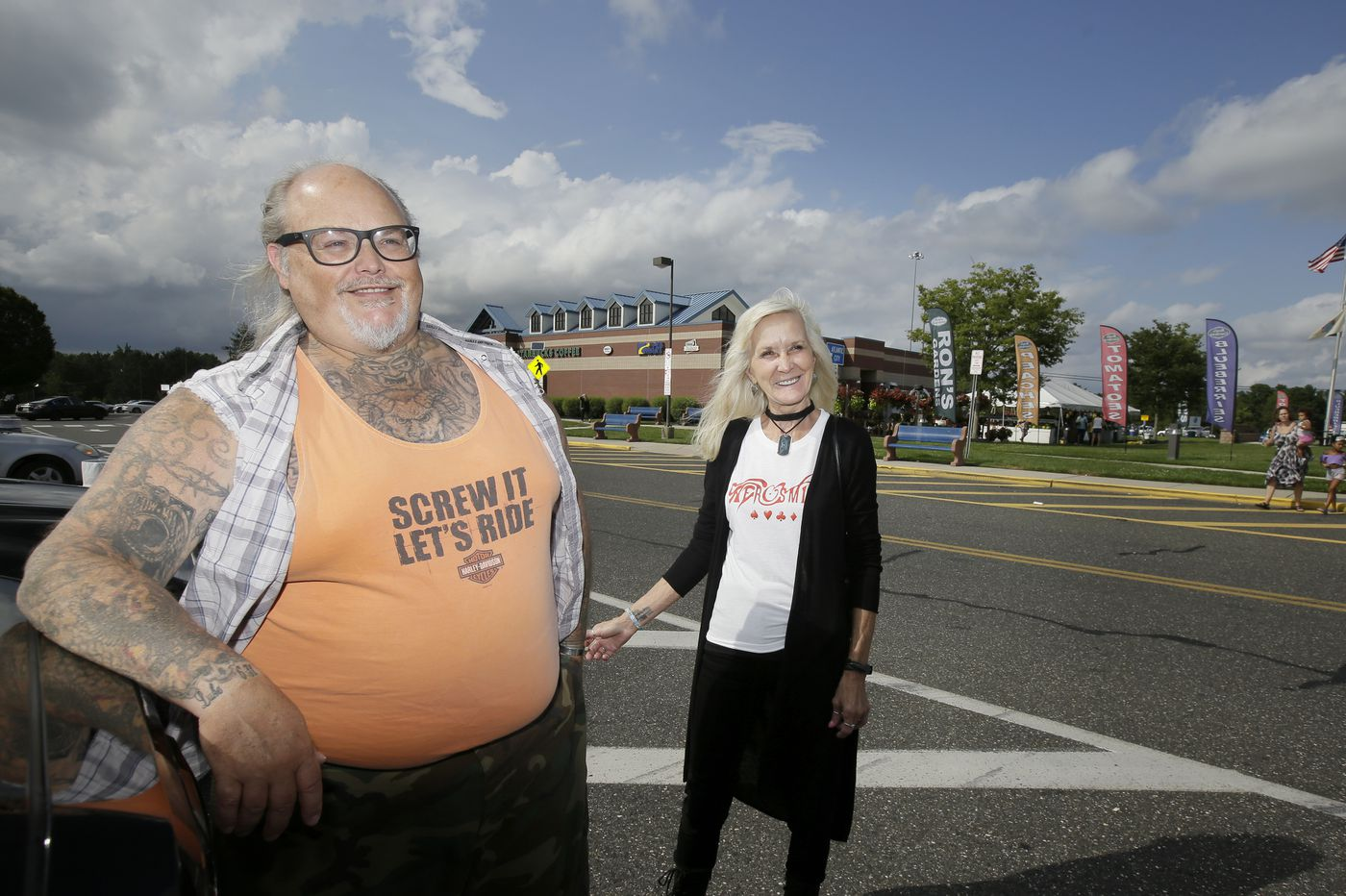 Massage chairs, a nature walk, and Burger King: Life at the Atlantic City Expressway's only rest stop