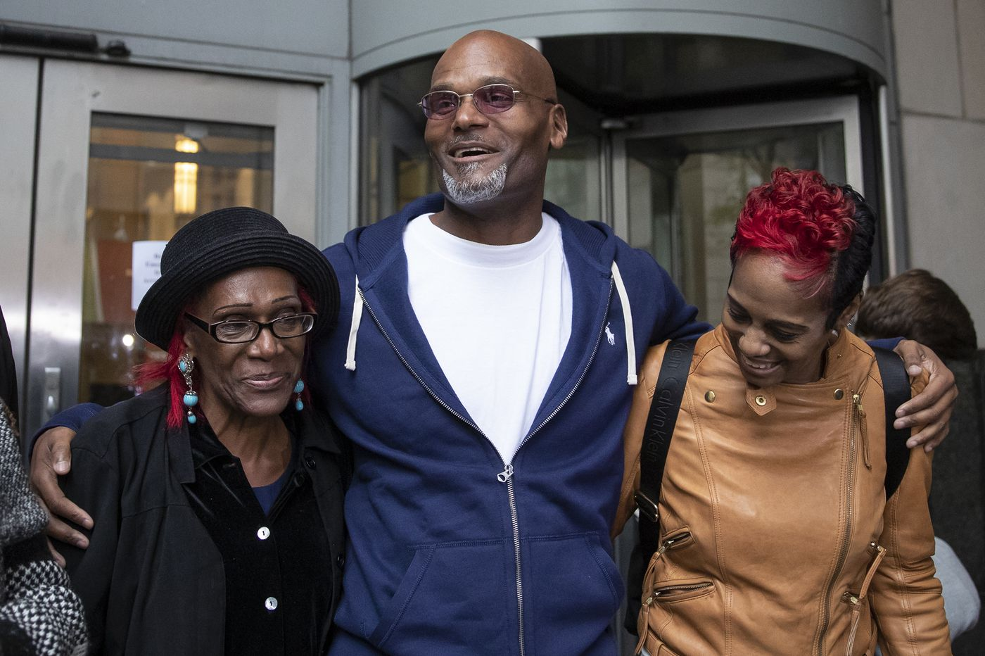 North Philly man cleared of murder after 27 years in prison, the 10th exoneration under DA Larry Krasner