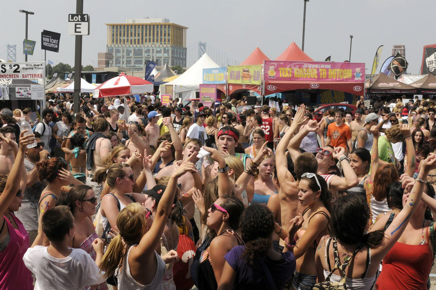 Vans Warped Tour returns for 25th anniversary with two-day Atlantic City stop