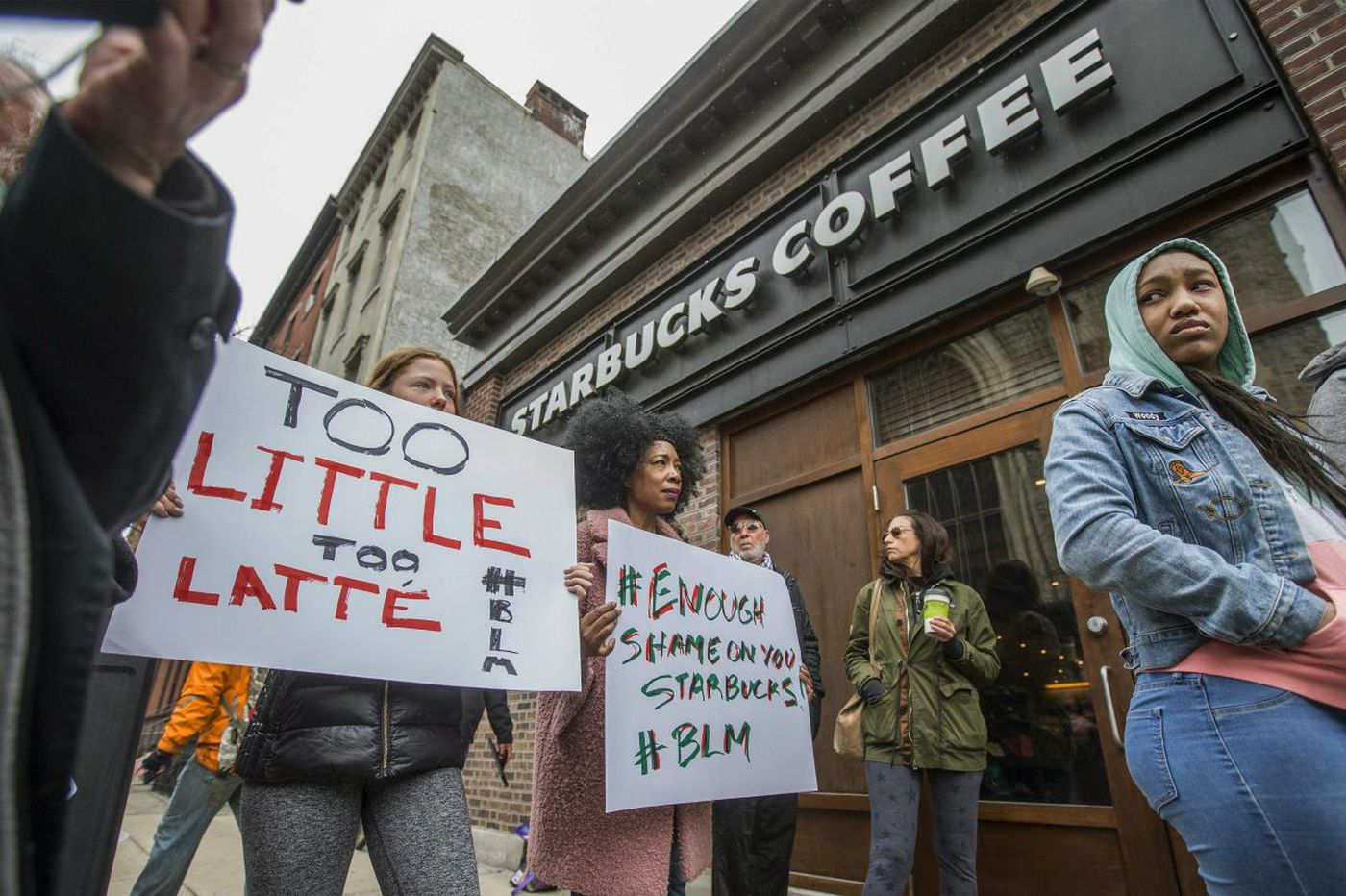 Firing Starbucks manager won't address Philly police's overboard response to her 911 call | Editorial