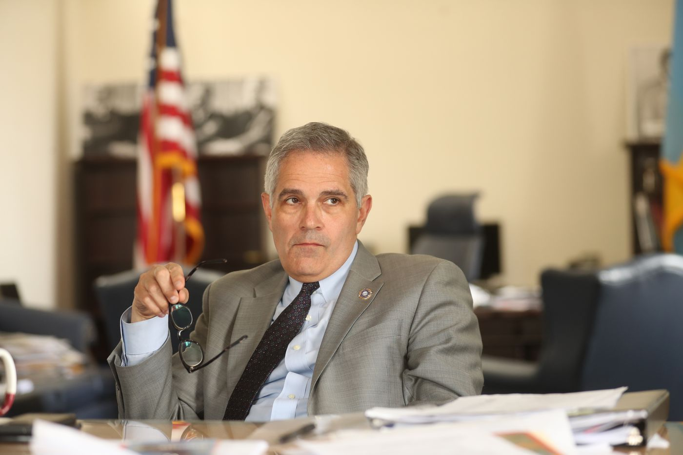 Philly DA Larry Krasner seeking to develop comprehensive list of tainted cops