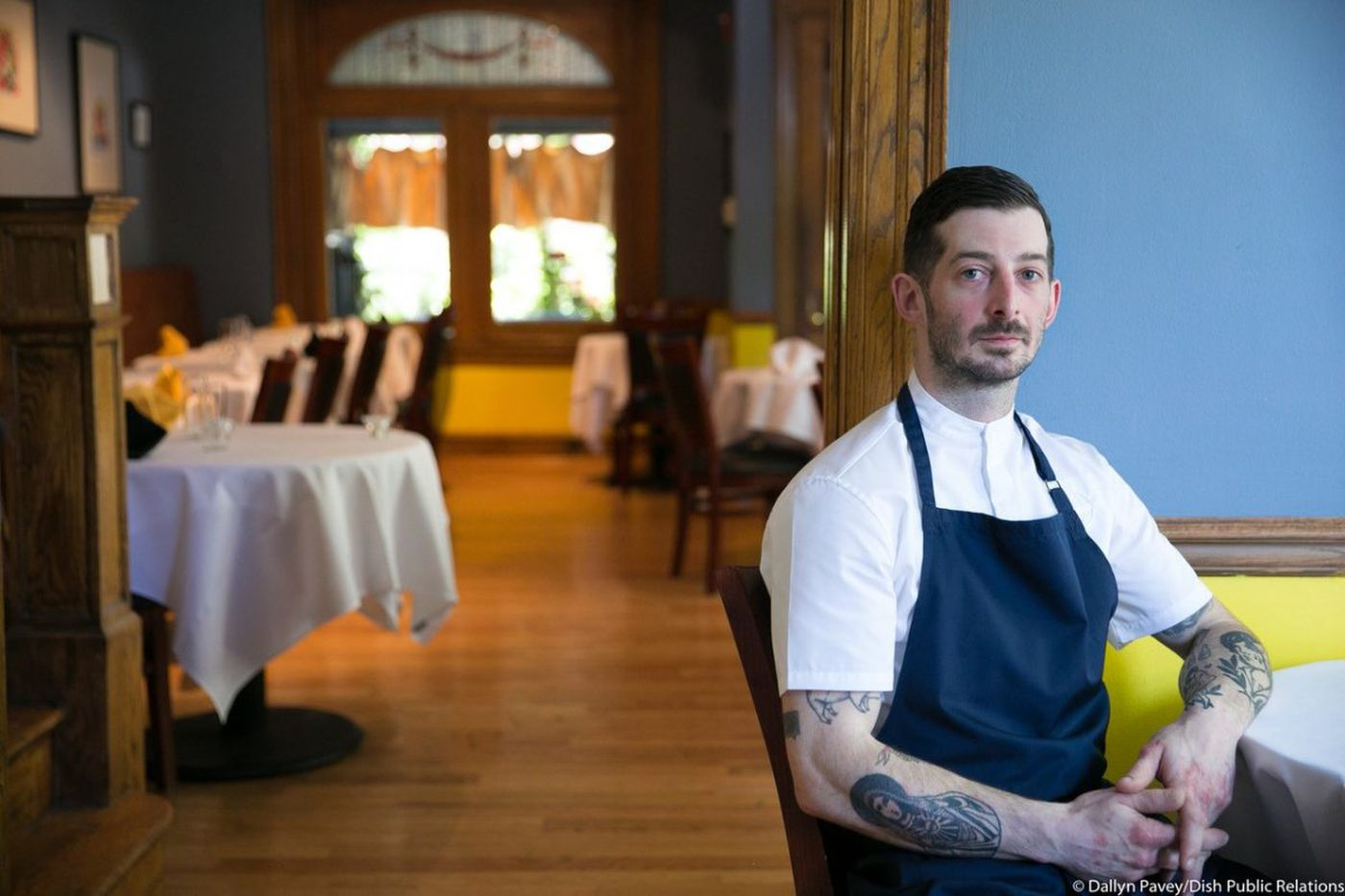 Eric Leveillee joins Marigold Kitchen as executive chef