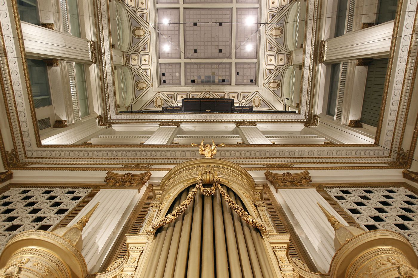The Wanamaker Organ got a face-lift: Here are 7 things you