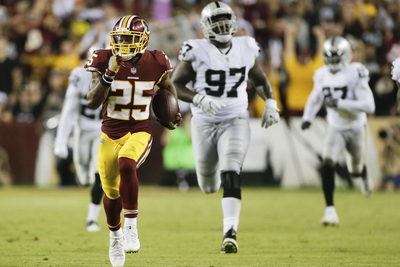 Eagles-Redskins scouting report