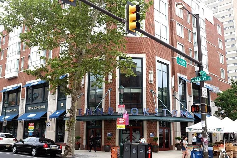The University of Pennsylvania Bookstore. (STEPHANIE AARONSON / Philly.com)