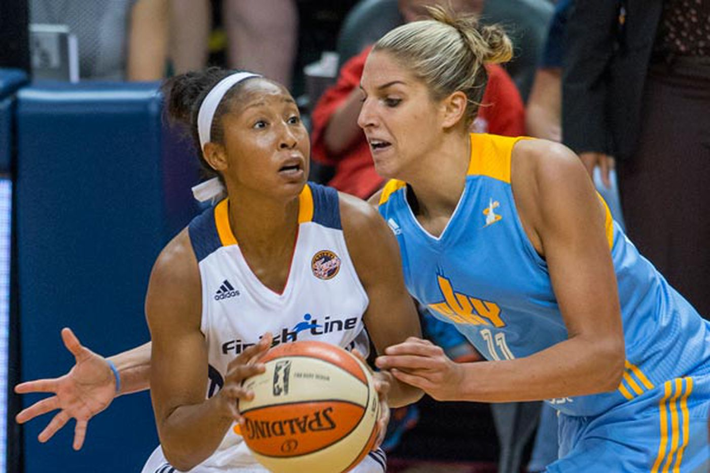 WNBA scoring leader Delle Donne seeks more respect for women's sports