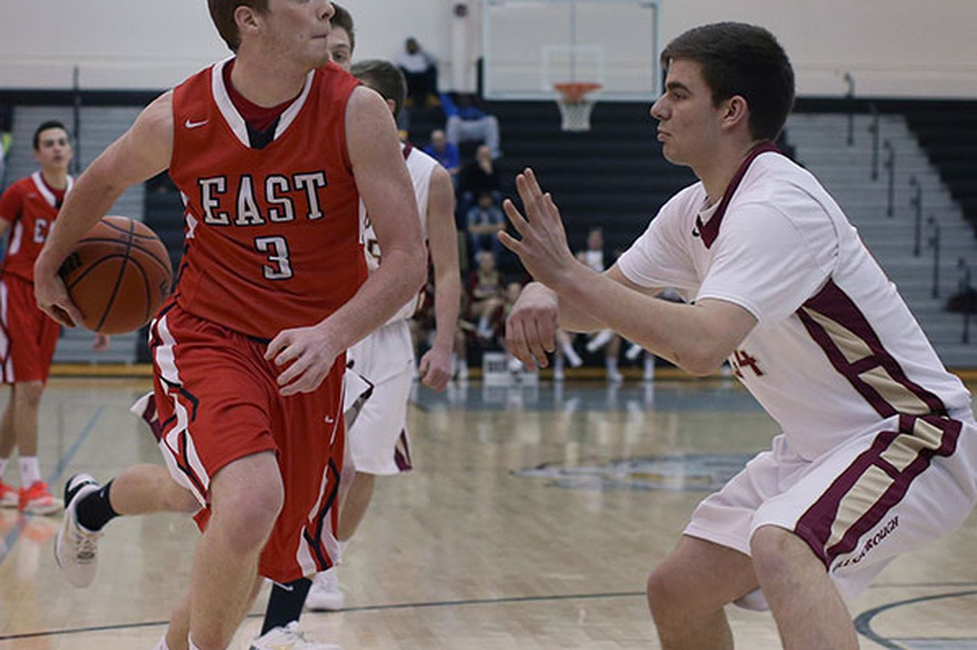 Narducci: Silpe helping Cherry Hill East to new heights