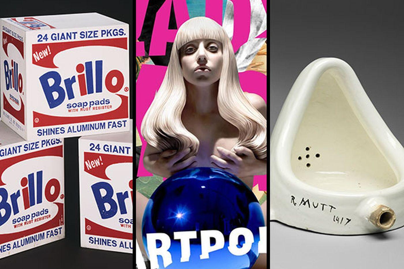 ARTPOP meets Pop art: Influences on Lady Gaga's new album