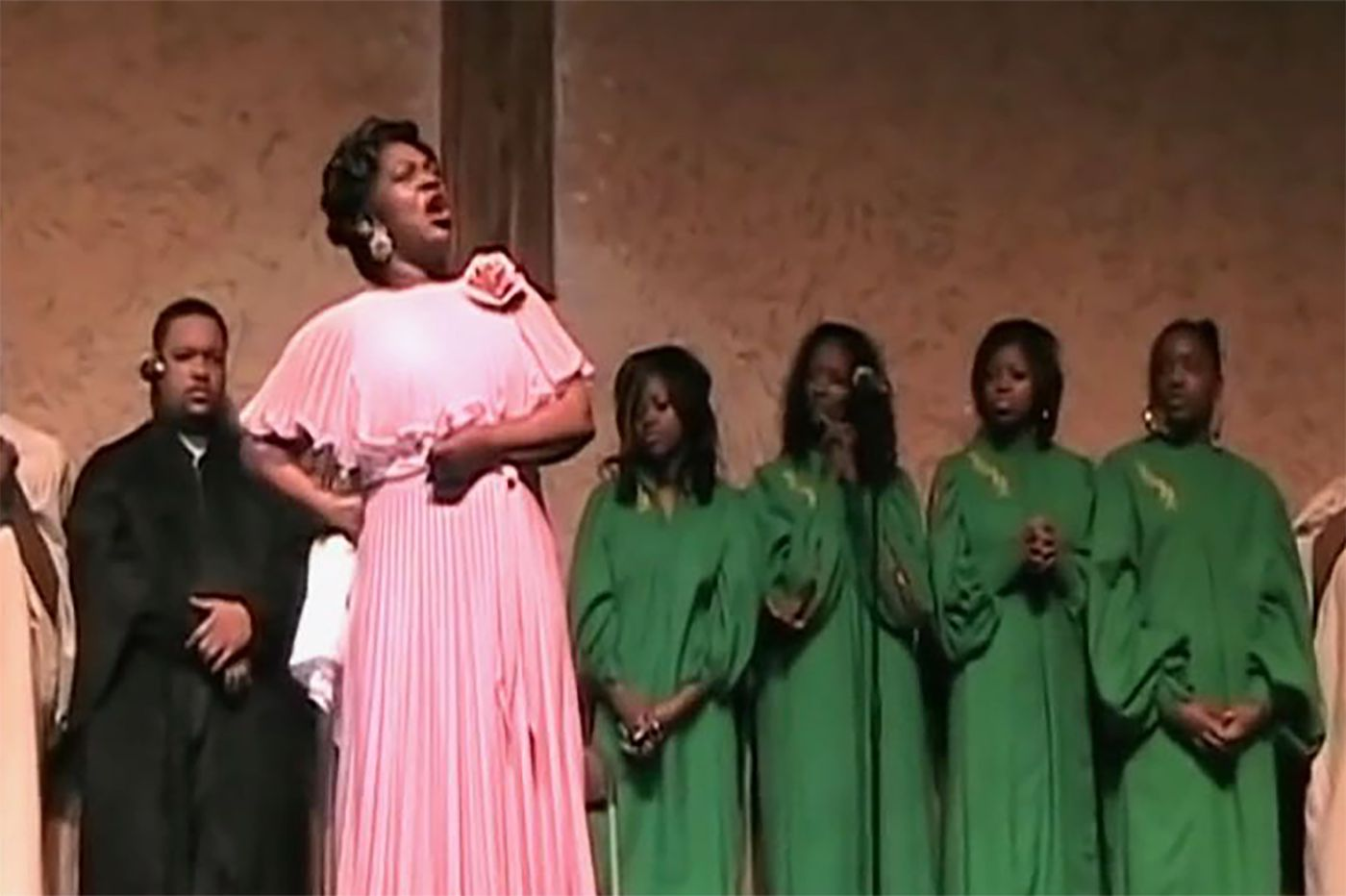 'The Life Story of Mahalia Jackson' kicks off national tour at the Met with two shows