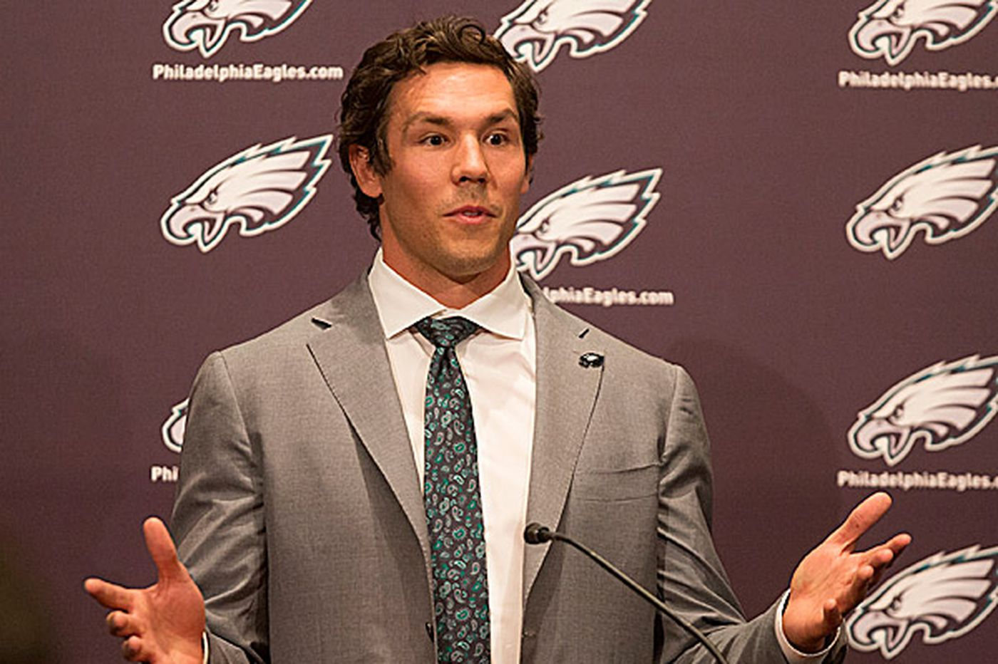 Kelly confident in new Eagles QB Bradford's upside
