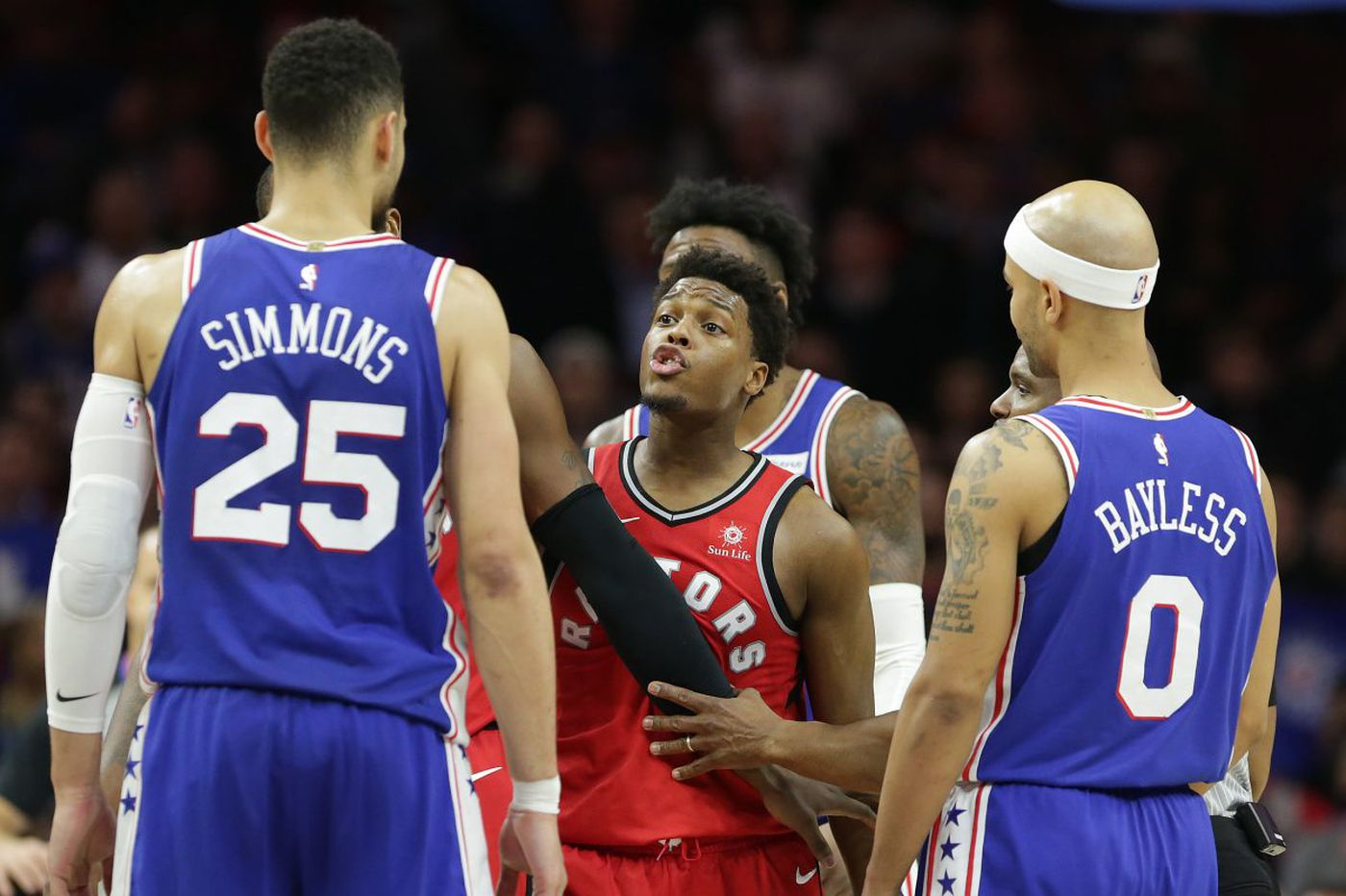 Sixers-Raptors observations, best and worst awards: Ben Simmons' grit, Joel Embiid's dominance, Toronto's lackluster effort