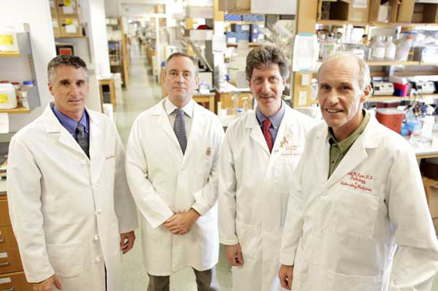 Biotech firm joins suit against Penn's cancer therapy