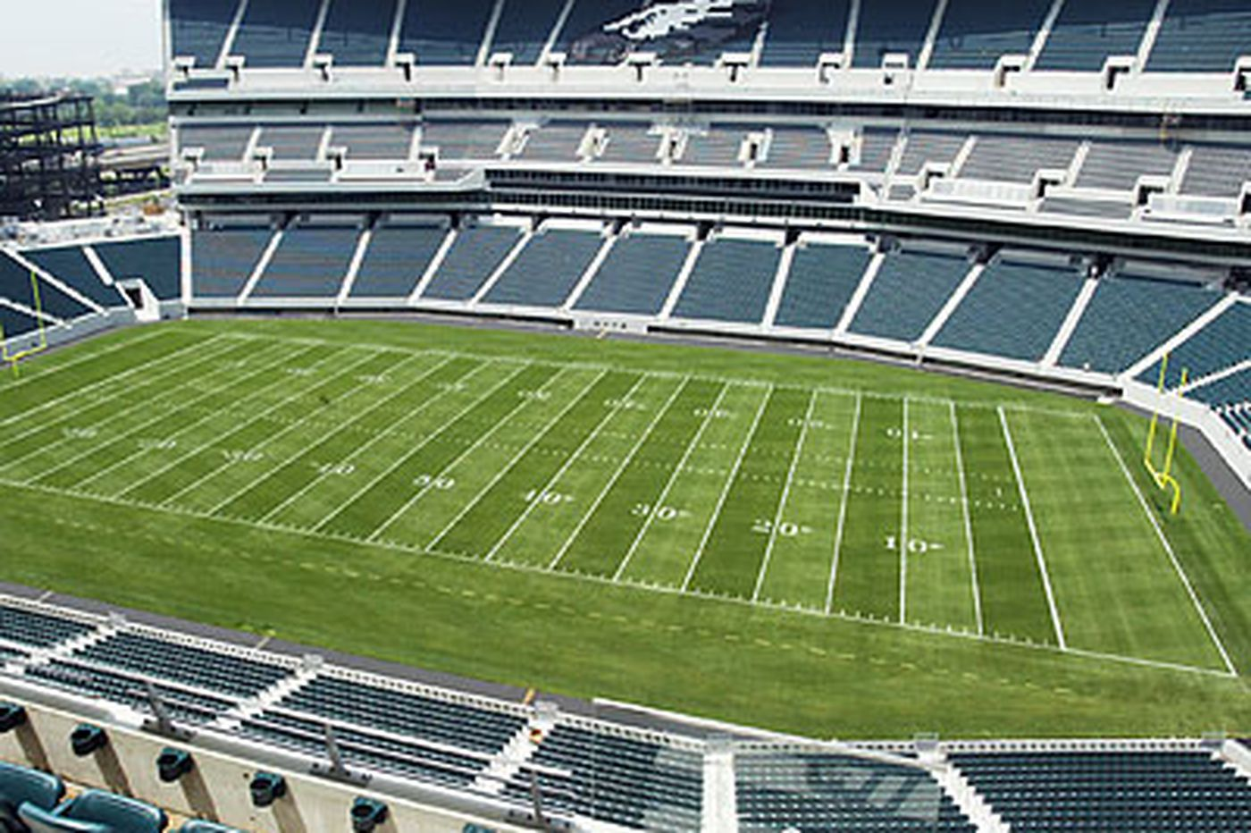 Eagles confirm report that they're eyeing $60M in renovations to Linc