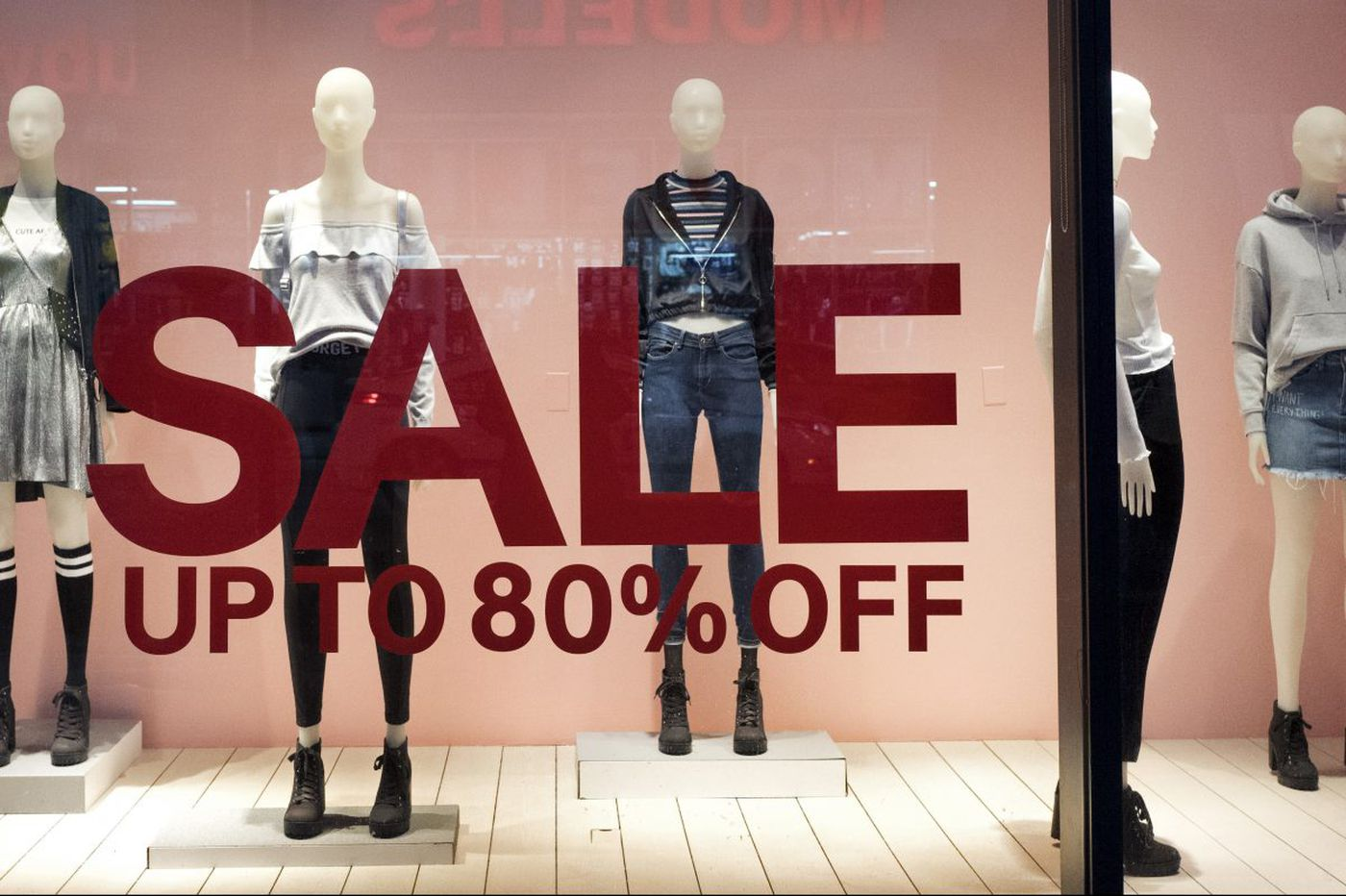 H&M's store closures to surge as fashion giant shifts strategy