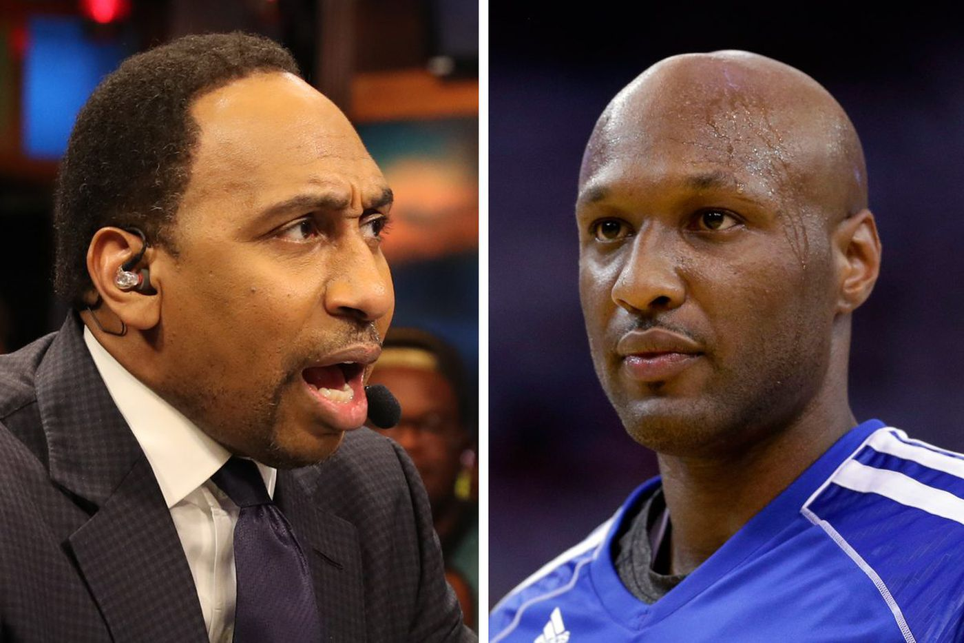Stephen A. Smith pulls back after ranting that Lamar Odom 'was on crack'