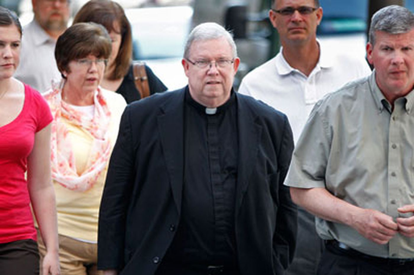 Monsignor: 'Many victims ... told me I helped them'