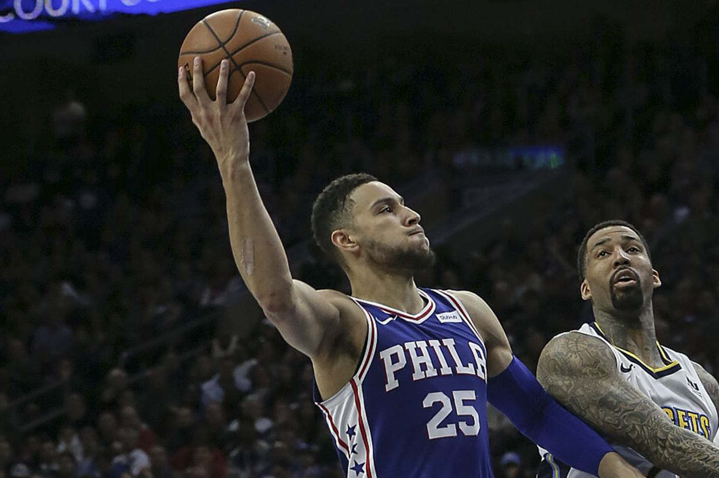Sixers-Nuggets observations, 'best' and 'worst': Markelle Fultz's presence, Robert Covington's game, Ben Simmons' milestone