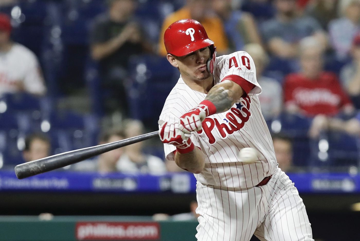 Phillies free agent Wilson Ramos wants to play every day, which makes a return seem unlikely | Matt Breen