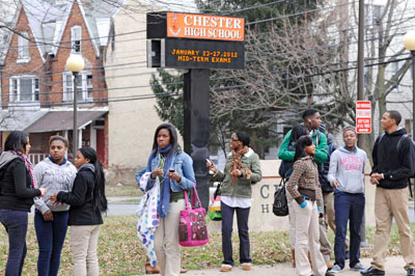 Is there a solution for Chester Upland's problems?